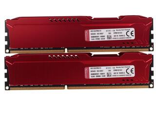 Оперативная память Kingston HyperX FURY Red Series [HX313C9FRK2/16] 16 ГБ