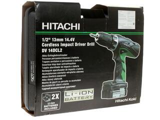 Шуруповерт Hitachi DV14DCL2