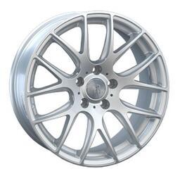 Автомобильный диск литой Replay B113 7,5x17 5/120 ET 37 DIA 72,6 Sil