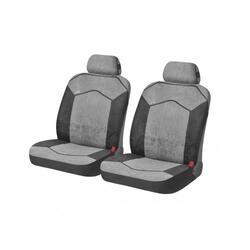 Накидка на сиденье H&R GOTHIC FRONT св.серый