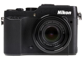 Компактная камера Nikon Coolpix P7800 черный