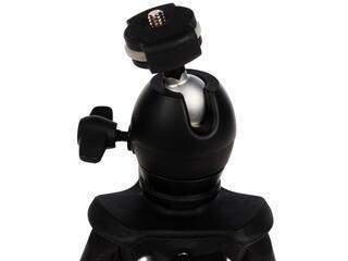 Штатив Manfrotto MKCOMPACTLT-BK черный