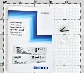Электрический духовой шкаф Beko OIM27200C