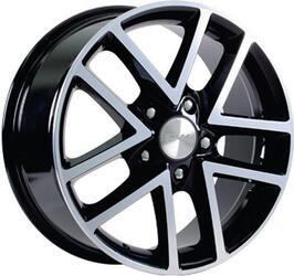 Автомобильный диск литой Скад Атлант 8x18 5/114,3 ET 40 DIA 66,1 Алмаз