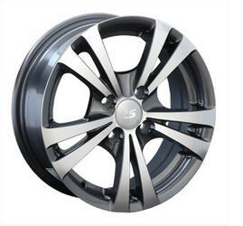 Автомобильный диск Литой LS 139 6x14 4/100 ET 40 DIA 73,1 GMF