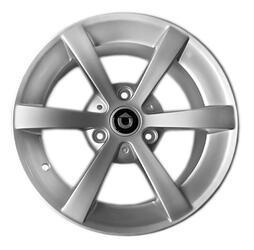 Автомобильный диск литой Replay SM1 5x15 3/112 ET 34 DIA 57,1 Sil
