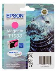 Картридж струйный Epson T1033 (XL)