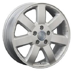 Автомобильный диск литой Replay H14 6,5x17 5/114,3 ET 50 DIA 64,1 Sil