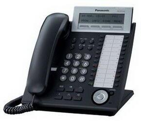 Системный телефон Panasonic KX-NT343RU