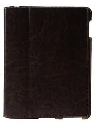 Чехол-книжка для планшета Apple iPad 2 коричневый