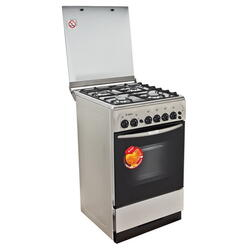 Газовая плита Gefest 3200 K62 серебристый