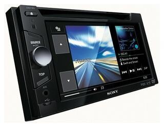 Автопроигрыватель Sony XAV-63
