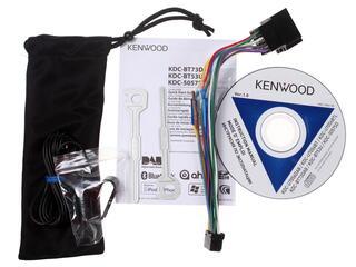 Автопроигрыватель Kenwood KDC-BT53U