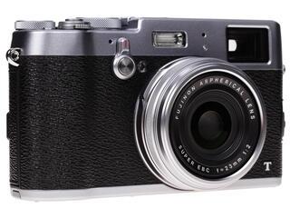 Компактная камера FujiFilm FinePix X100T черный
