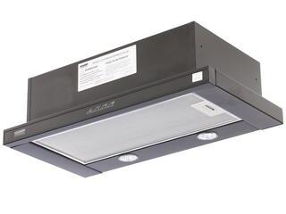 Вытяжка полновстраиваемая KRONAsteel KAMILLA Sensor 600 black черный