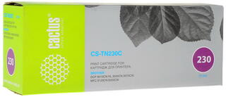Картридж лазерный Cactus CS-TN230C