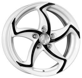 Автомобильный диск Литой K&K Ландау 6,5x15 5/112 ET 50 DIA 57,1 Венге