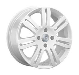 Автомобильный диск Литой Replay PG12 6,5x15 4/108 ET 27 DIA 65,1 White