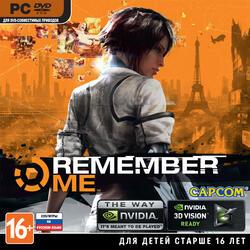 Игра для ПК Remember Me