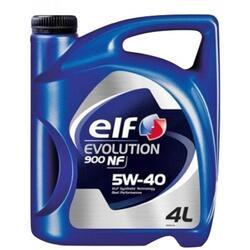 Моторное масло ELF EVOLUTION 900NF 5W40 196146
