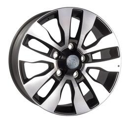 Автомобильный диск литой Replay LX48 8,5x20 5/150 ET 60 DIA 110,1 GMF