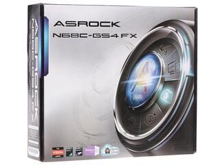 Материнская плата ASRock N68C-GS4 FX