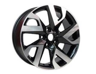Автомобильный диск литой Replay NS138 6,5x17 5/114,3 ET 40 DIA 66,1 BKF