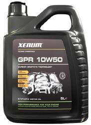 Моторное масло Xenum GPR 10w50 1051005, микрочастицы графита