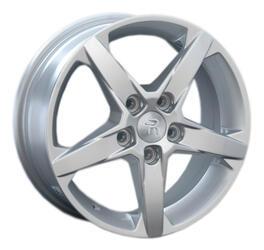 Автомобильный диск литой Replay FD36 7x17 5/108 ET 52,5 DIA 63,3 Sil