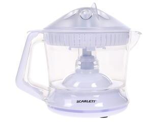 Соковыжималка Scarlett SC - JE50C01 белый
