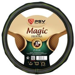 Оплетка на руль PSV MAGIC Fiber черный