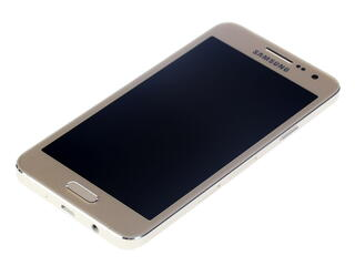 "4.5"" Смартфон Samsung SM-A300F Galaxy A3 16 ГБ золотистый"