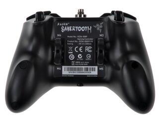 Геймпад Razer Sabertooth черный