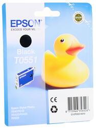 Картридж струйный Epson T0551