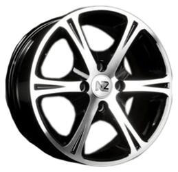 Автомобильный диск Литой NZ SH261 6x14 4/98 ET 38 DIA 58,6 BKF