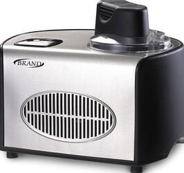 Мороженица Brand 3812 серебристый, чёрный