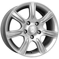 Автомобильный диск Литой K&K Алатау 6,5x15 5/114,3 ET 38 DIA 71,6 Блэк платинум