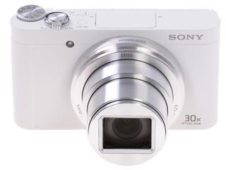 Компактная камера Sony Cyber-shot DSC-WX500W белый