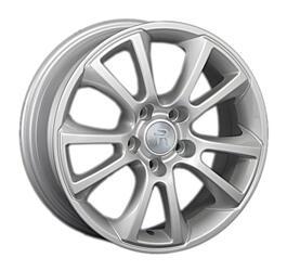 Автомобильный диск литой Replay OPL2 6,5x16 5/114,3 ET 43 DIA 57,1 Sil