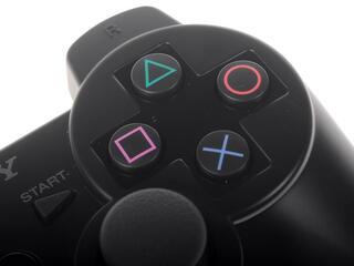 Геймпад DualShock 3 черный