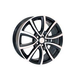 Автомобильный диск литой Скад Онтарио 7x17 5/120 ET 46 DIA 66,6 Алмаз