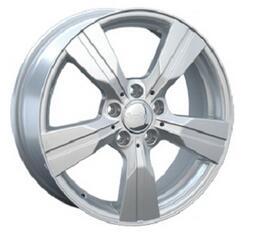 Автомобильный диск литой Replay MR93 6x16 5/112 ET 46 DIA 66,6 Sil