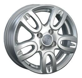 Автомобильный диск литой Replay FA1 5,5x14 4/100 ET 42 DIA 54,1 Sil