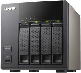 Сетевое хранилище QNAP TS-420