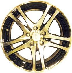 Автомобильный диск литой Nitro Y3185 7,5x17 5/114,3 ET 39 DIA 60,1 BFP