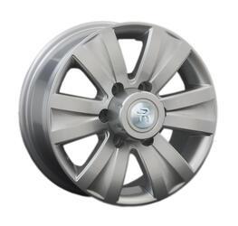 Автомобильный диск литой Replay SNG1 7x16 6/139,7 ET 43 DIA 107,1 Sil