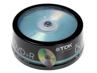 Диск TDK DVD+R 4.7Gb