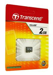 Карта памяти Transcend microSD 2 Гб