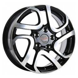 Автомобильный диск Литой LegeArtis Concept-NS510 6,5x17 5/114,3 ET 40 DIA 66,1 BKF