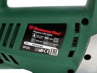 Электрический лобзик Hammer Flex LZK500LE